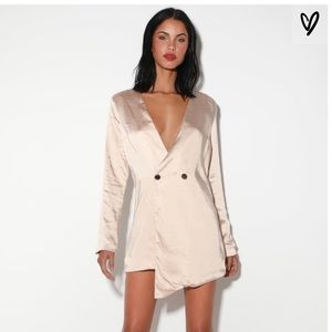 Blazer Dress - Never Word
